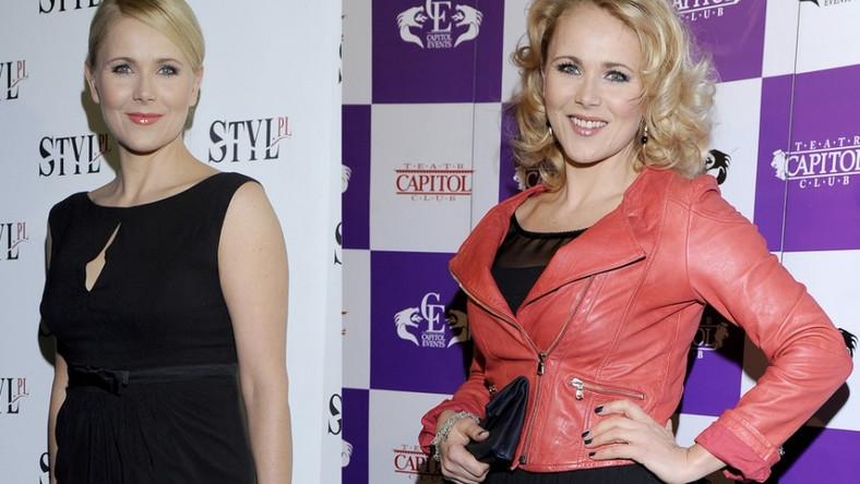 Patrząc na dwie fotografie aktorki, trudno uwierzyć, że w tak krótkim czasie można się tak zmienić