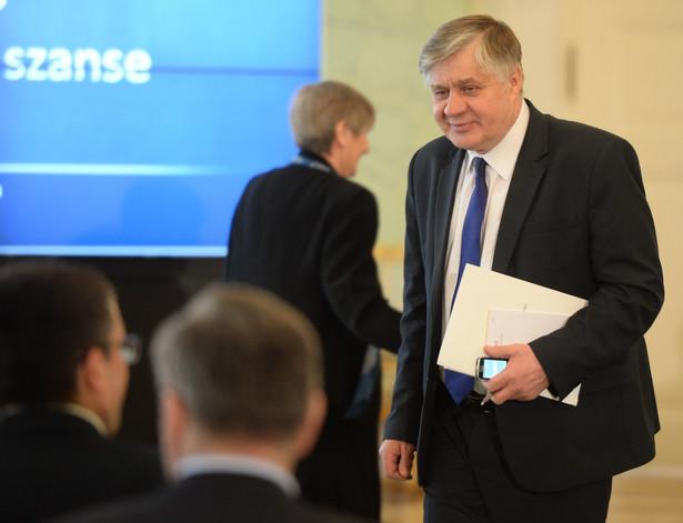 Minister rolnictwa Krzysztof Jurgiel, PAP/Jacek Turczyk