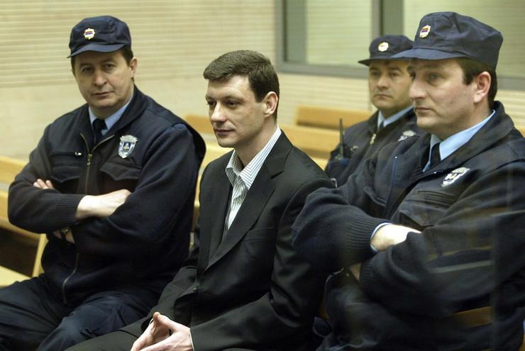 Svedok saradnik Dejan Milenković Bagzi svedočio i 2007. godine