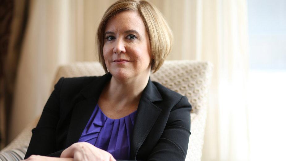 Kim Barker w 2016 r.