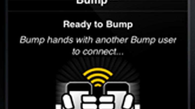 Jako miliardowa z AppStore'a została pobrana aplikacja Bump