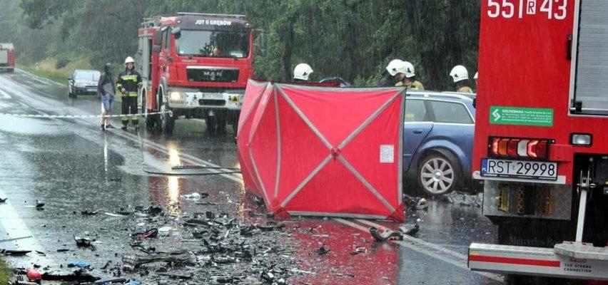 Tragiczny wypadek w Jamnicy. Jest ruch prokuratury