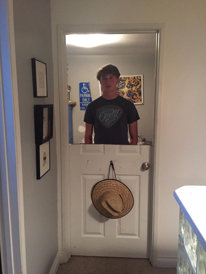 Lupi je vratima i ostao bez njih