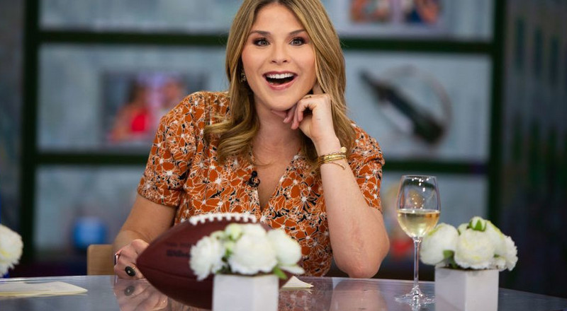 Jenna Bush Hager Returns To 'Today' After Maternity Leave To Co-Host With Hoda Kotb