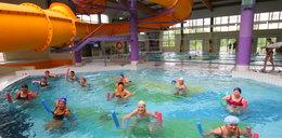 Zapisz się na darmowy basen i aerobik