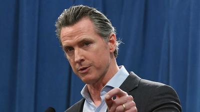 Newsom vows California will have the 'strongest vaccine verification system in the US' as mandate is announced