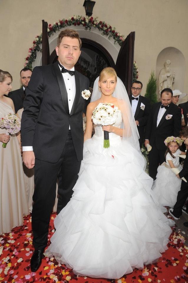 997be9a1e7 Agnieszka Popielewicz z byłym mężem Mikołajem Witem