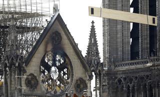 Włoski profesor trzy lata temu ostrzegał przed pożarem w Notre Dame
