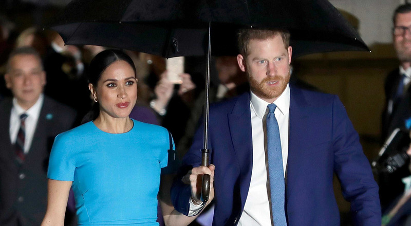 Prince Harry and Meghan Markle officially resign from all royal duties