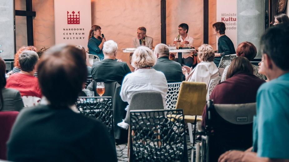Festiwal Wschód Kultury – Inne Brzmienia. Spotkania literackie