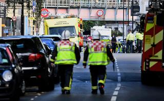 Aresztowano drugą osobę w związku z zamachem w Londynie