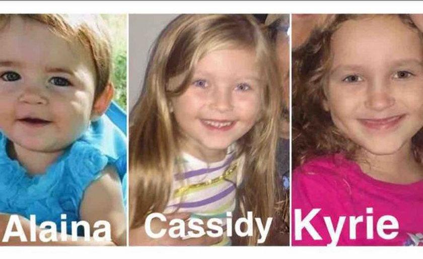 Makabryczna zbrodnia. Matka zabiła swoje trzy córeczki