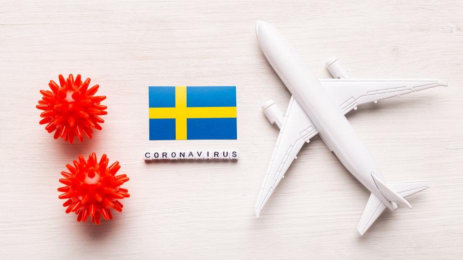 Koronawirus w Szwecji: obecna sytuacja i obostrzenia. Czy można lecieć do Szwecji?