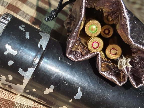 U stanu je pronađena i municija