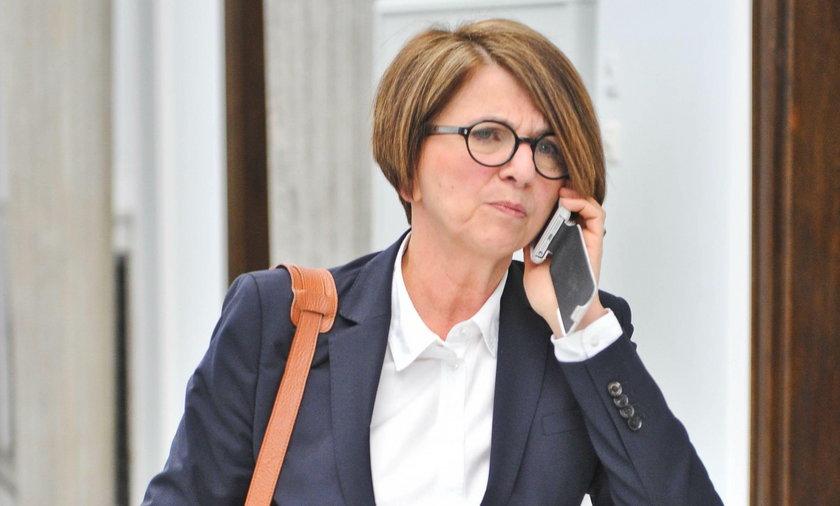 Europosłanka PO Julia Pitera