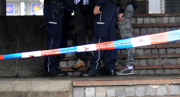 Policija je uhapsila nasilnika
