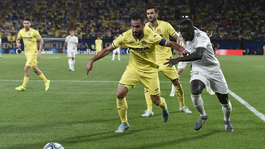 Real Madryt - Villarreal CF