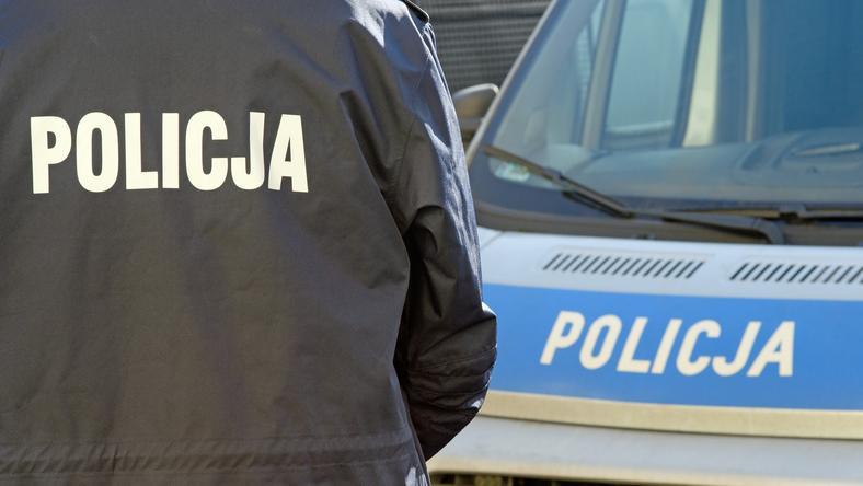 Policja oświadcza, że policjanci działali zgodnie z prawem