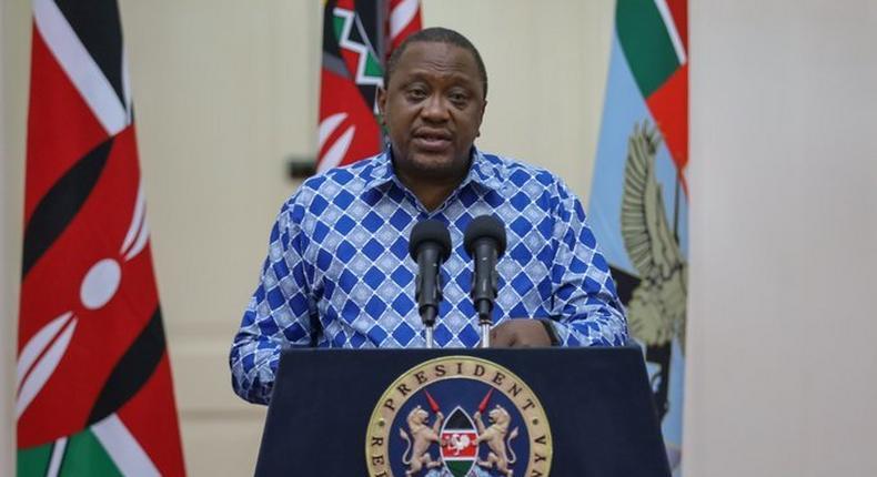 President Uhuru Kenyatta orders all Kenyans to wear face masks in public