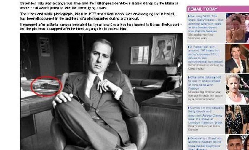 Berlusconi, magnum i mafia