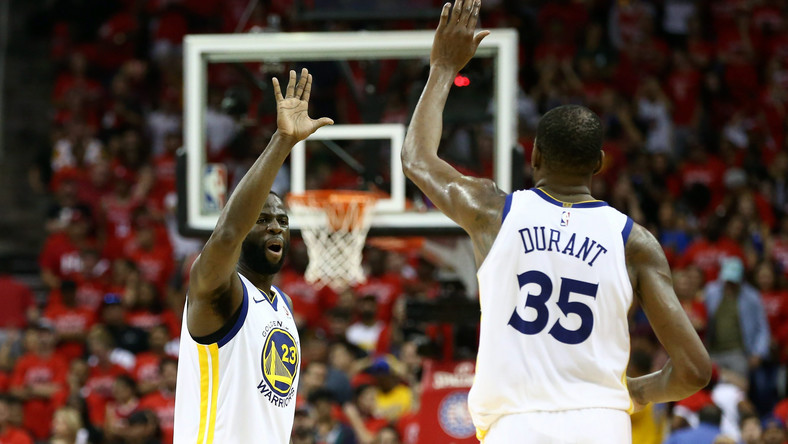 NBA: Golden State Warriors pokonali Houston Rockets i zagrają w finale