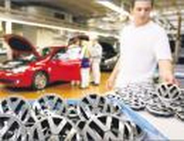 Volkswagen ostatnio kupował grunty pod swoimi polskimi zakładami Fot. Bloomberg