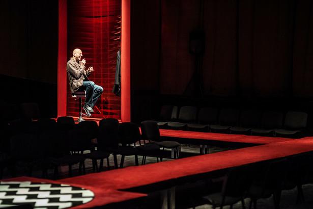 """""""Beginning"""" w reżyserii Adama Sajnuka w Teatrze WARSawy, fot. Rafał Meszka"""