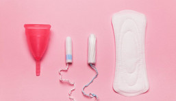 There are different menstrual hygiene products for women