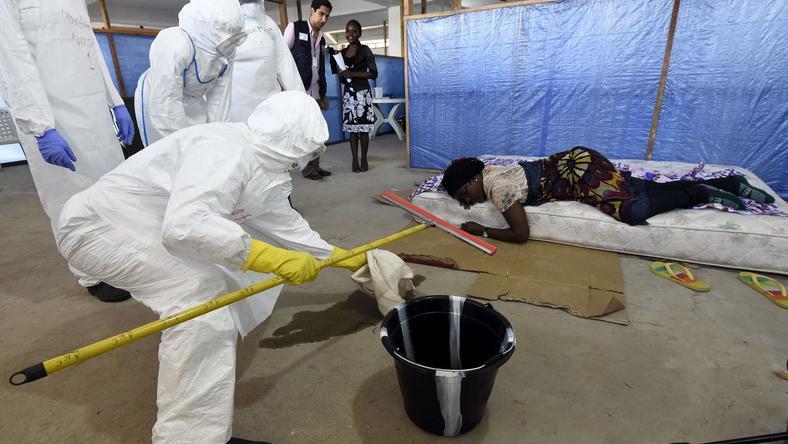 Wirus Ebola będzie mutował?