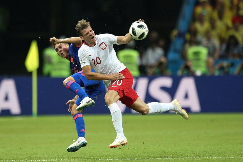 Pilka nozna. MS 2018. Polska - Senegal. 19.06.2018
