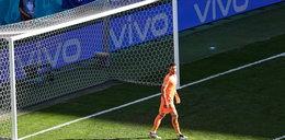 Kuriozalny gol w trakcie meczu Hiszpania-Chorwacja! Czegoś takiego jeszcze nie widzieliście! WIDEO