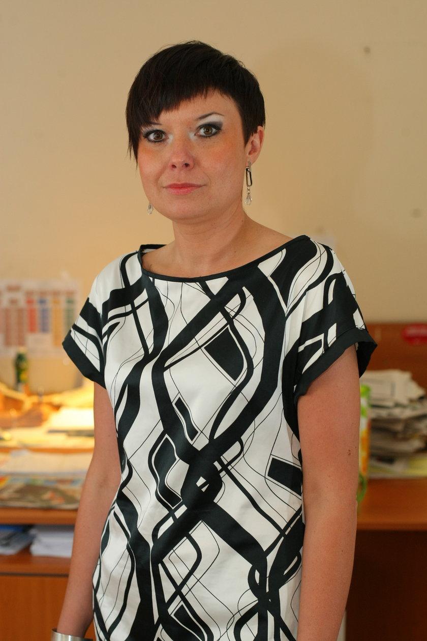 Małgorzata Krzeszowska z wrocławskiego magistratu