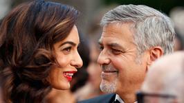 Amal i George Clooney będą mieli bliźniaki!