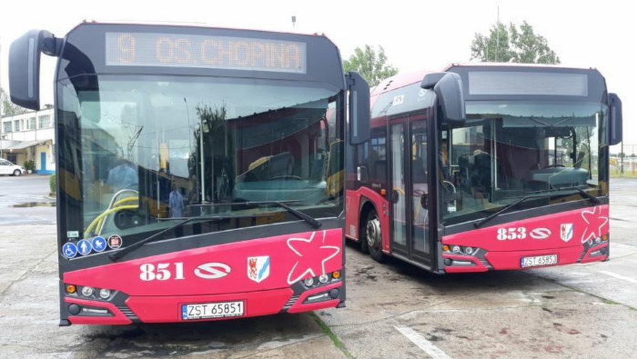 Stargardzki MPK organizuje konkurs fotograficzny z autobusem w tle