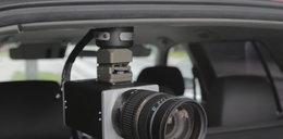 Uwaga, fotoradar na drodze!