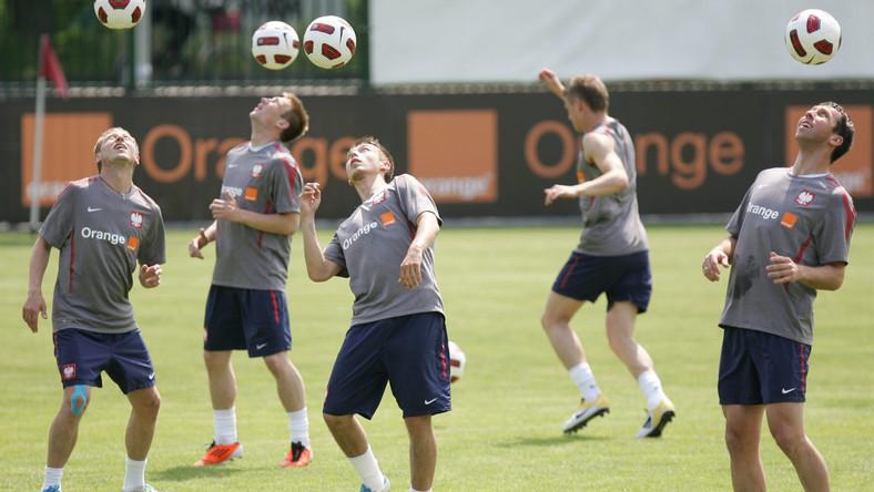 Reprezentacja Polski przygotowuje się do meczu z Argentyną