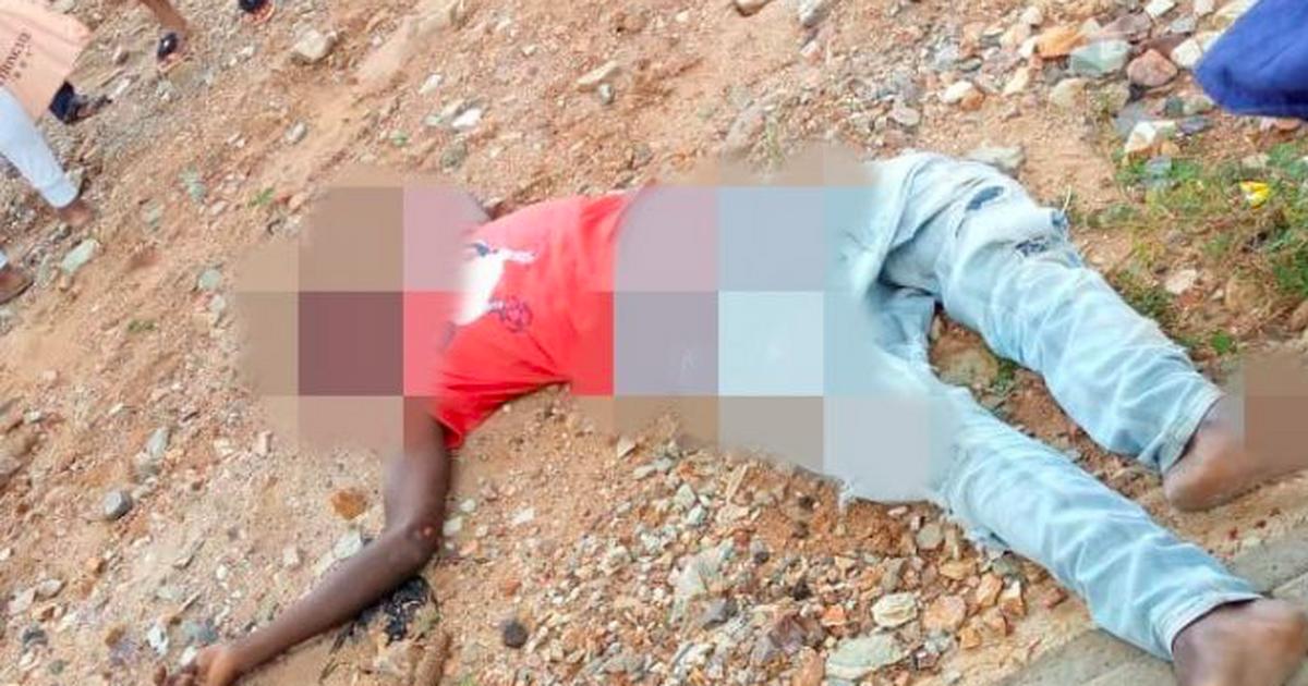 Motor rider dies after falling off 3rd-tier of Pokuase interchange