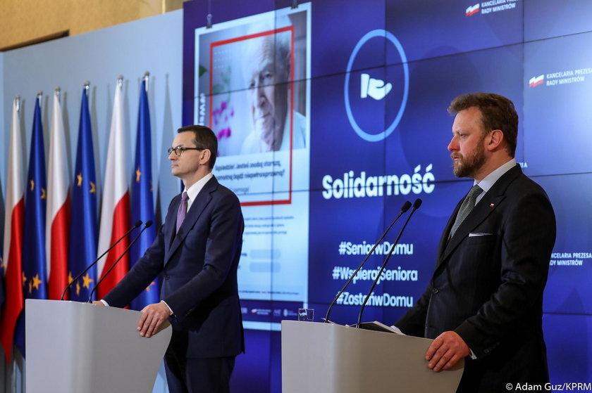 Koronawiurs w Polsce. Wprowadzono stan epidemii