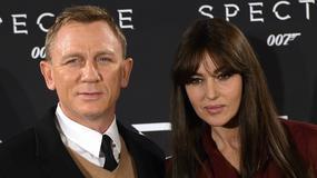"""Elegancki Daniel Craig i zmysłowa Monika Bellucci  ma premierze """"Spectre"""" w Rzymie"""