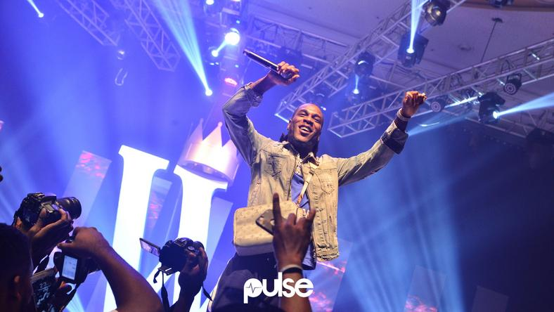 Burna Boy is Pulse artist of the year 2018 [Pulse]
