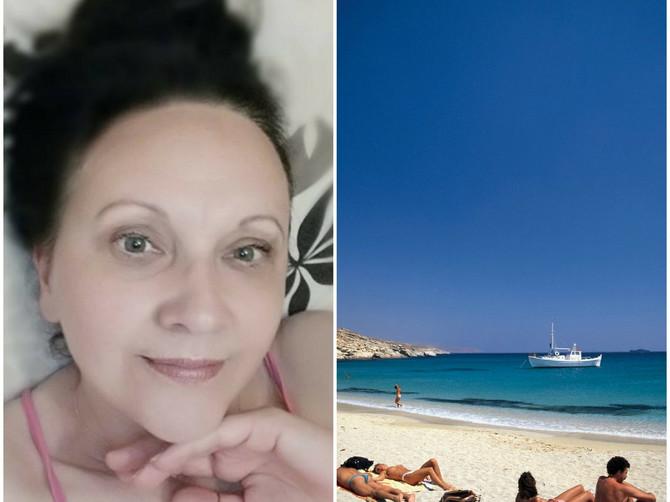 Kad Leskovčanka ode na more u Grčku, SRBIJA UMIRE OD SMEHA: Ivana je opisala kako se ZAISTA PROVELA i - SVE JOJ SE SMUČILO