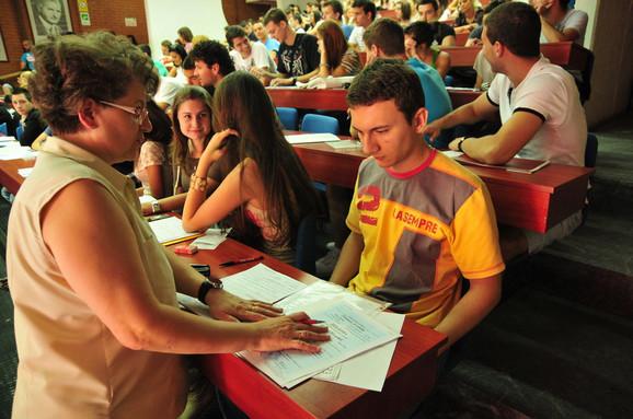 Kada s Pravnog prelaze na drugi fakultet, ne traže uverenje o položenim ispitima