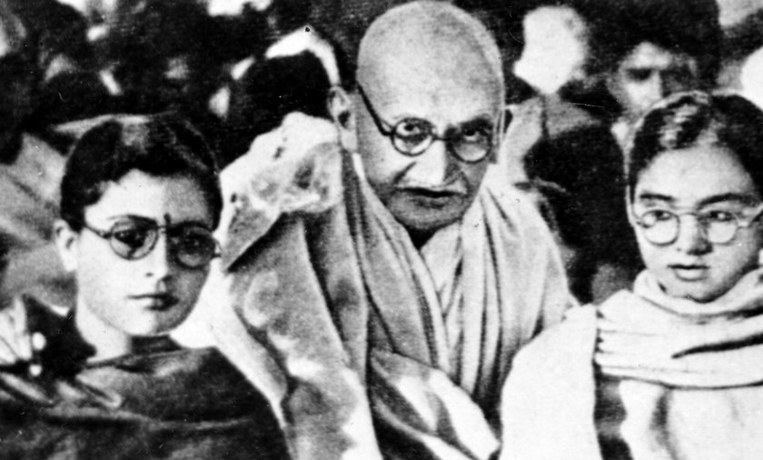 Skradziono część prochów Gandhiego