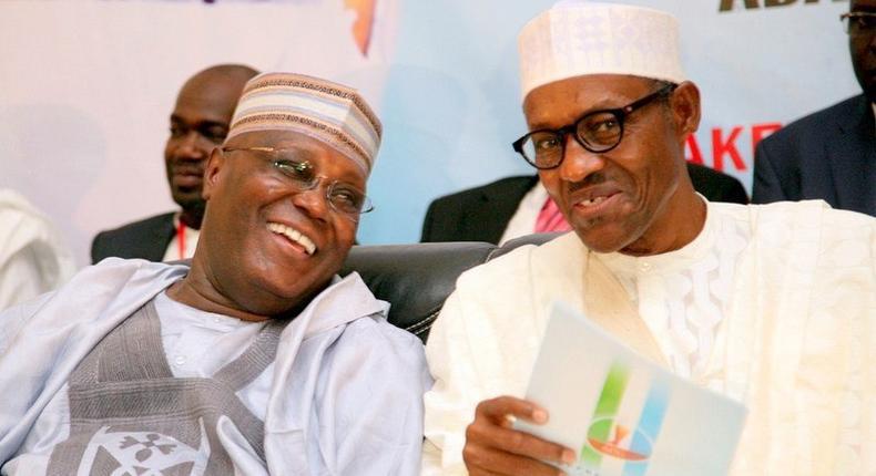 Atiku defeats Buhari at Aso Villa polling unit.