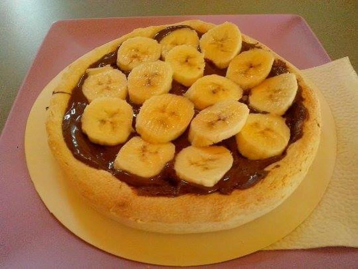 slatka pica nutela banana vidikovac