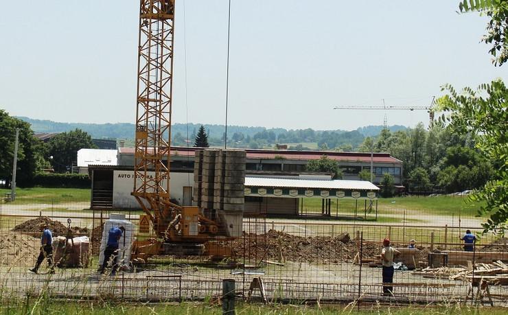 Intenzivna izgradnja u Prnjavoru