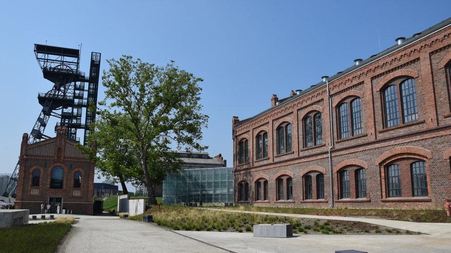 Katowice Muzeum Śląskie Fot. Paweł Pawlik