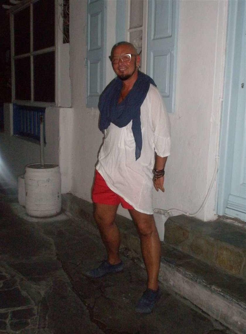 Jacyków: Moje wielkie greckie wakacje