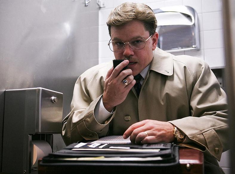 """Matt Damon w """"Intrygancie"""""""