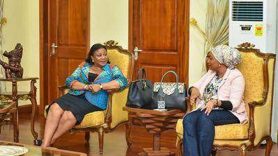 Payment of salaries to presidential spouses 'brilliant' - PNC